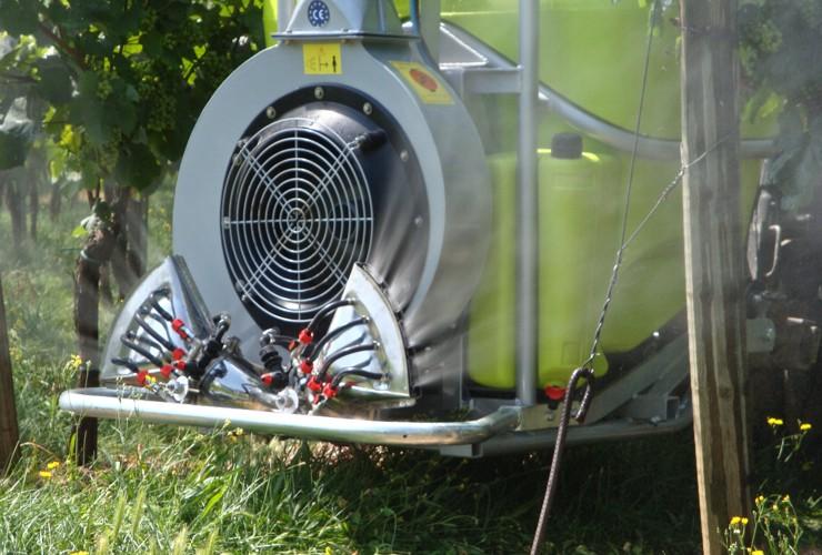 Atomizzatori-Vigneti a spalliera-Portati-Fast 55 Lt 400 –  Lt 600