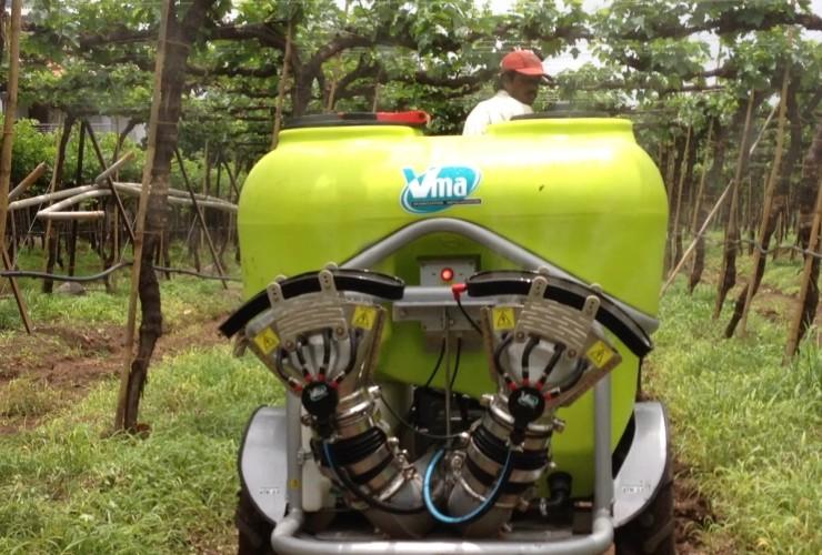 Atomizzatori-Vigneti a spalliera-Trainati-Nm 300 - 400