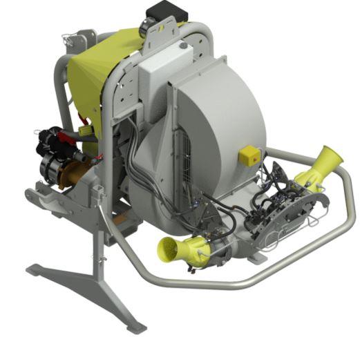 Atomizzatori-Vigneti a tendone-Snodati-Power Tendonelt 1000 - Lt 1500 - Lt 2000