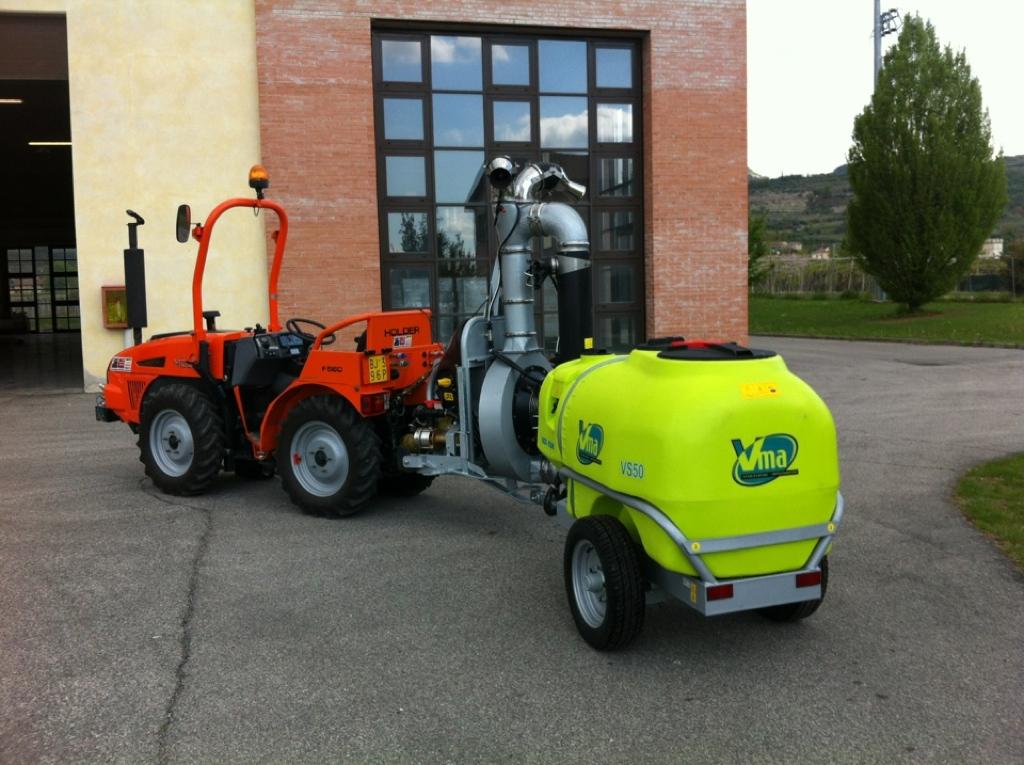 Atomizzatori-Vigneti a spalliera-Snodati-Power 55lt 1000 - Lt 1500 - Lt 2000