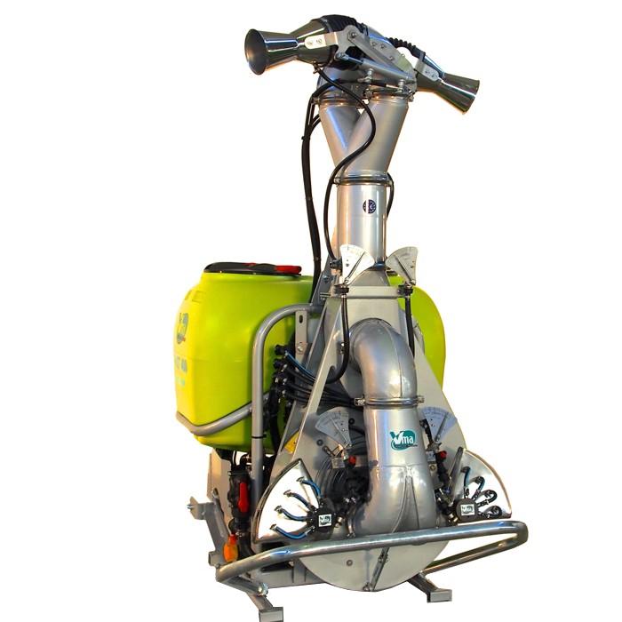 Atomizzatori-Vigneti a spalliera-Portati - FAST 50 LT 300 – LT 400 – LT 600  - ≥ CV 50-37 KW