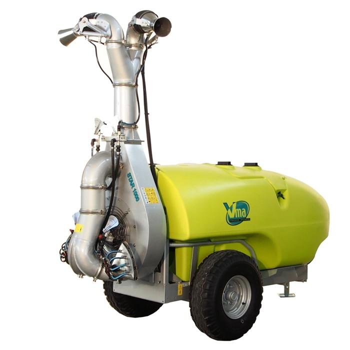 Atomizzatori-Vigneti a spalliera-Trainati - STAR 50 LT 1000 - ≥ CV 75 - 55 KW