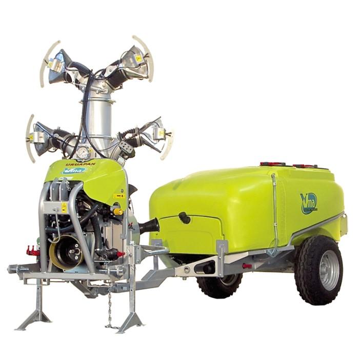 Atomizzatori-Alberi da frutta - URUAPAN / FP 550<br>LT 1000 - LT 1500 - LT 2000 - ≥ CV 75 - 55 KW