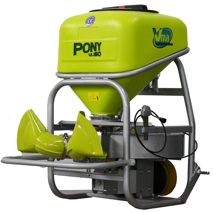 Impolveratori - Pony 150  - ≥ CV 35 - 25 KW