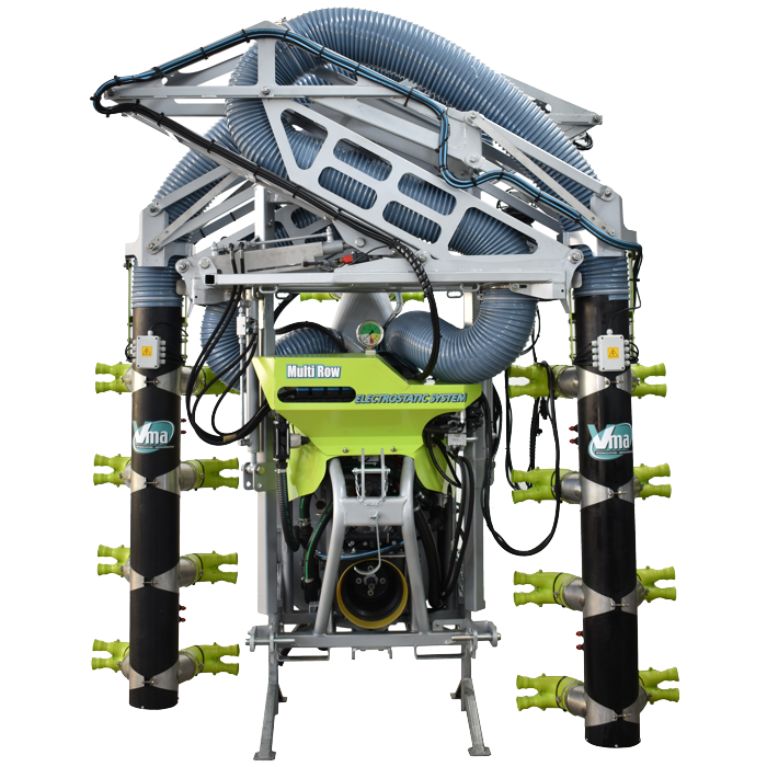 Atomizzatori-Antideriva - MULTIROW 2020 -