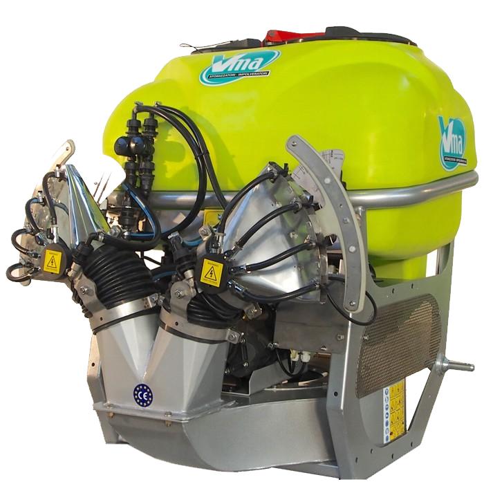 Atomizzatori-Vigneti a spalliera-Portati - NM 200 - ≥ CV 18 - 13 KW