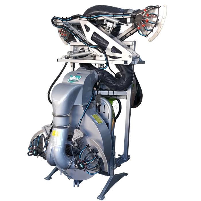 Atomizzatori-Vigneti a spalliera-Snodati - POWER 55.12 <br> LT 1000 - LT 1500 - LT 2000 -  ≥ CV 75 - 55 KW