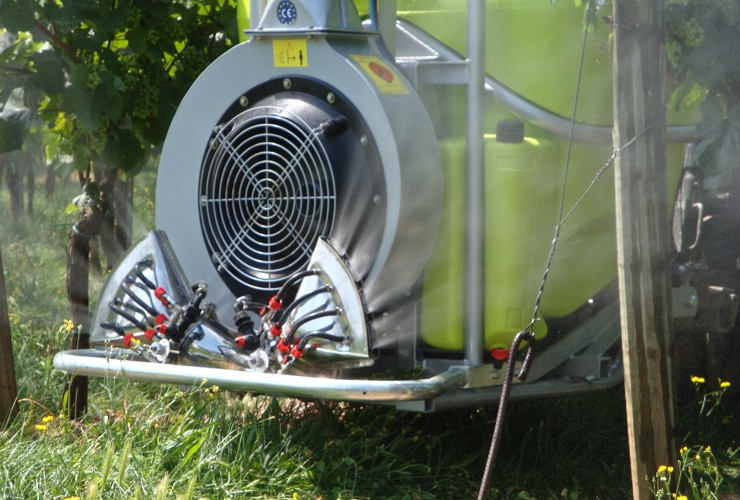 Atomizzatori-Vigneti a spalliera-Bifilare-Fast 55 Lt 400 –  Lt 600