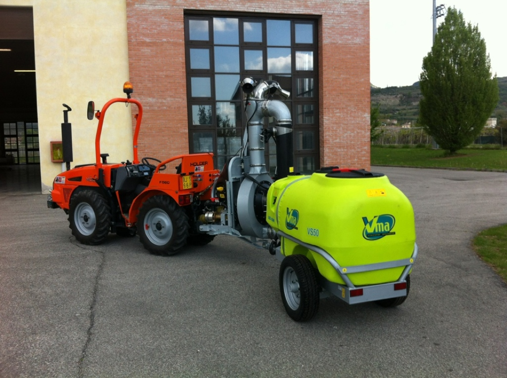 Atomizzatori-Vigneti a spalliera-Bifilare-Power 55lt 1000 - Lt 1500 - Lt 2000
