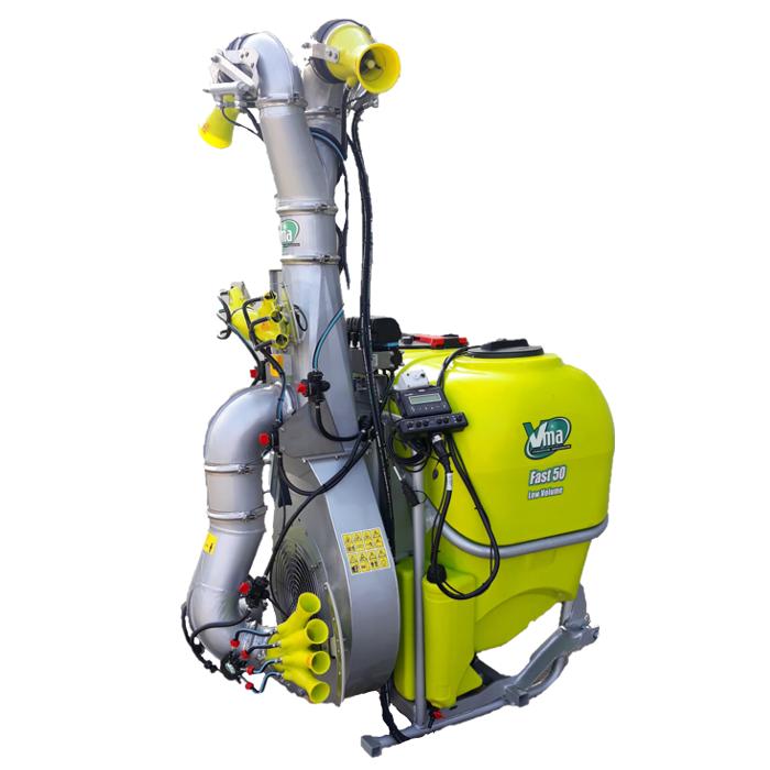 Atomizzatori-Vigneti a spalliera-Bifilare - FAST 50 MG - ≥ CV 50-37 KW